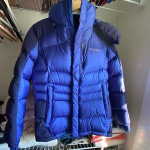 Blue Columbia Jacket ✨